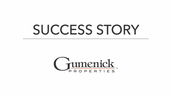 Success Story: Gumenick Properties
